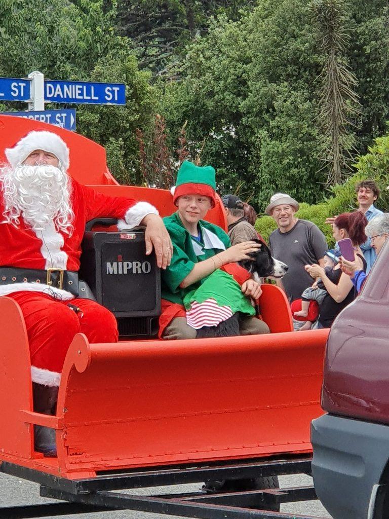 Santa uses Mipro!